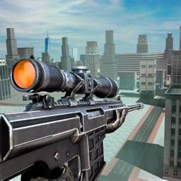 City Sniper Shooter Gun Game