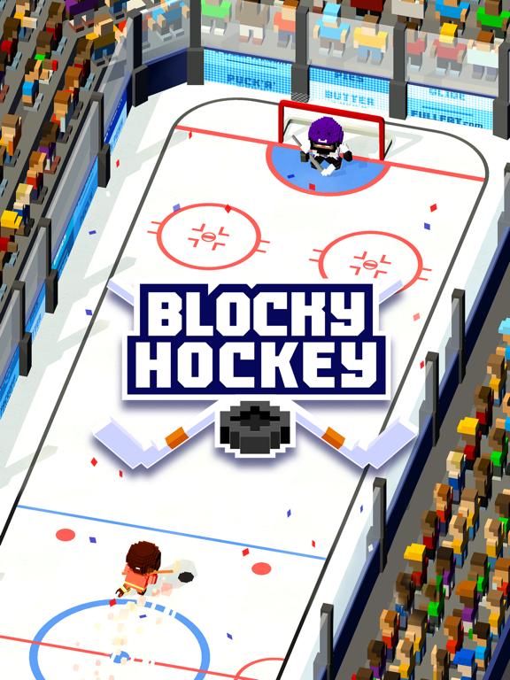 Blocky Hockeyのおすすめ画像5