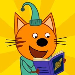 Три кота: Развивающие мультики