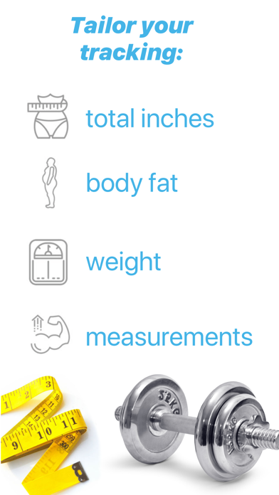 Progress Body Tracker & Health screenshot