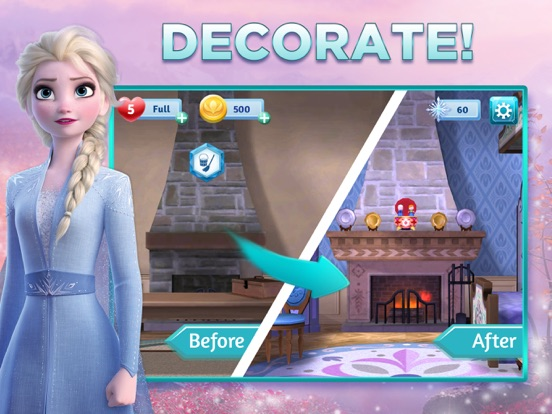 Disney Frozen Adventures screenshot 9