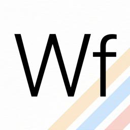 Ícone do app Word Forward