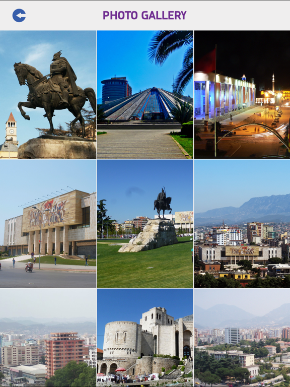 Tirana City Guide screenshot 9