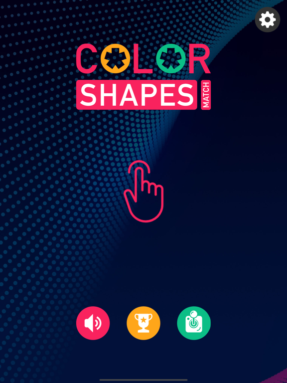 Color Shapes Match