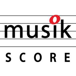 musikSCORE - 動画と連動する電子楽譜