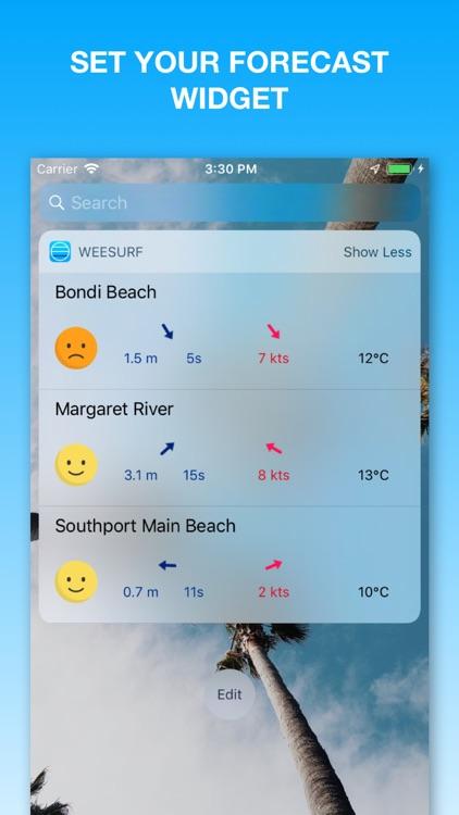 Weesurf, wave & wind forecast screenshot-6