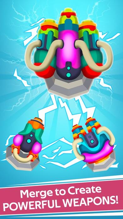 Idle Paintball Shooting Game screenshot 3