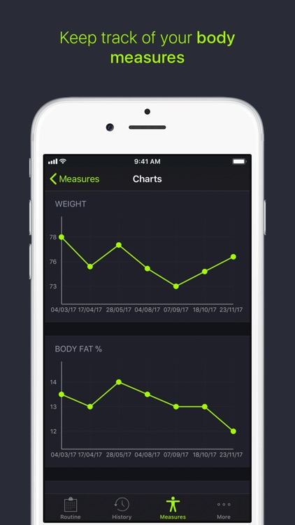 SmartGym: Gym & Home Workouts screenshot-9