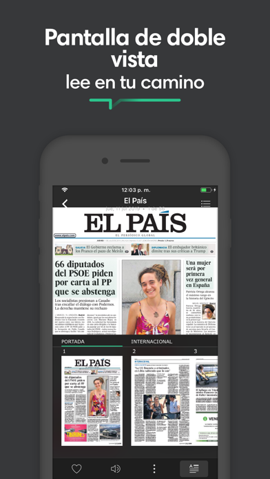 Screenshot for PressReader in Peru App Store