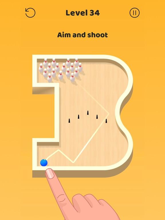 Mini Bowling! 3D screenshot 6