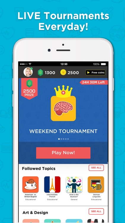 QuizUp™ screenshot-4