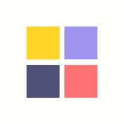 Blox: A block matching game