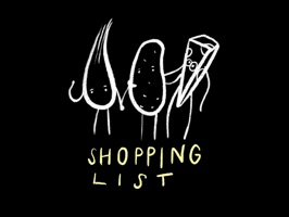 Shopping List by 160cm.me