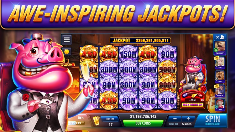 Take5 Casino - Slot Machines screenshot-2