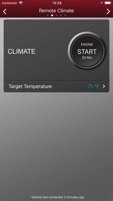 Jaguar InControl Remote screenshot two