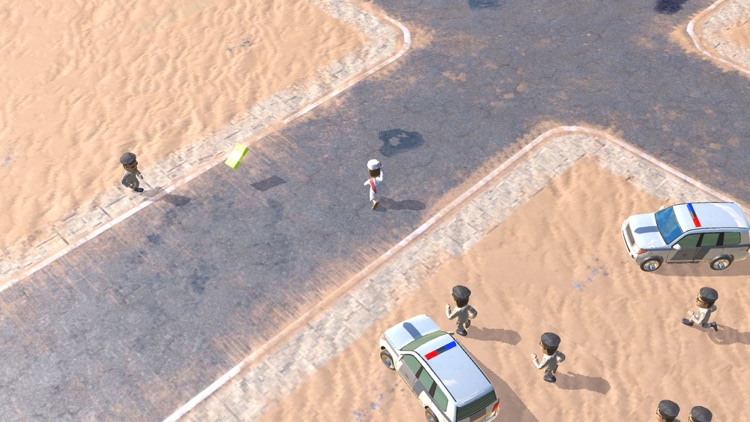 The Chase: Cop Pursuit screenshot-0
