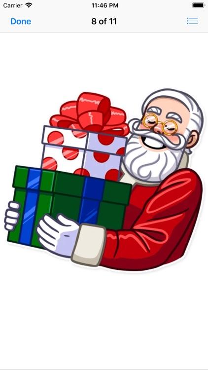 Santa Claus Gifts For You screenshot-9