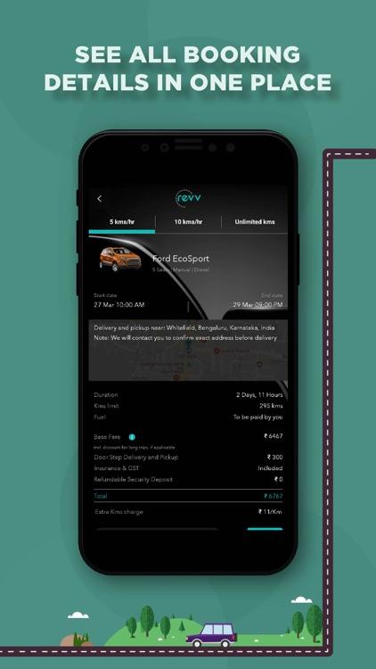 Revv - Self Drive Car Rental screenshot-4