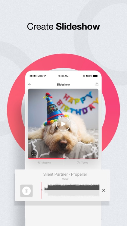the best iOS apps for making slideshows with photos and videos