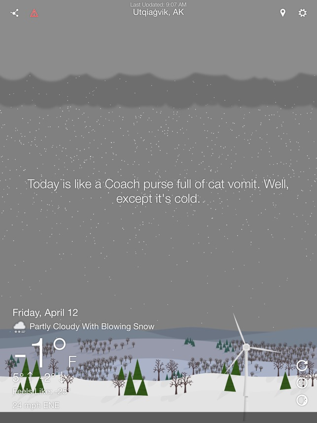What The Forecast?!! on the App Store