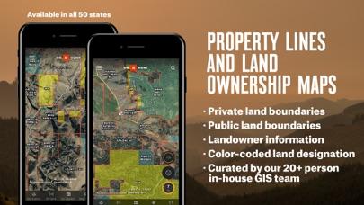 onX Hunt: #1 GPS Hunting Mapのおすすめ画像2