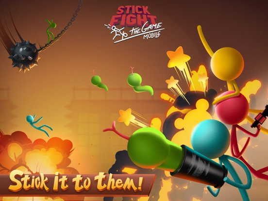 Stick Fight: The Game Mobile screenshot 7
