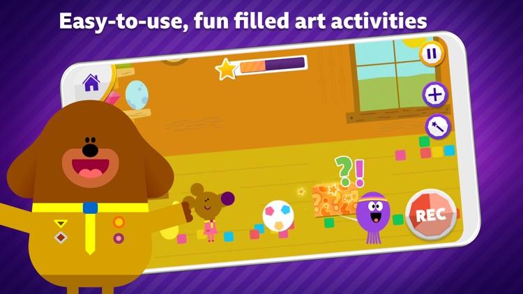 Get Creative from CBeebies screenshot-5