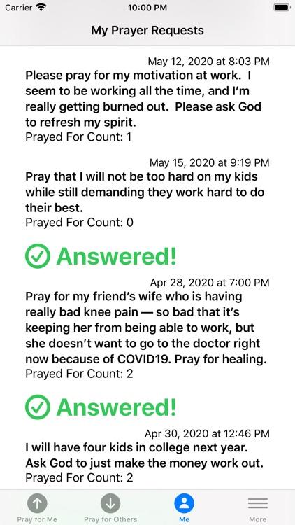 PrayerWings