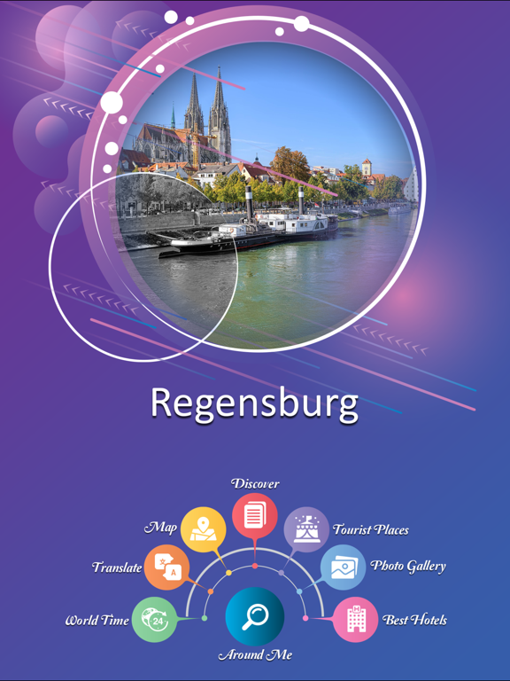 Regensburg Travel Guide screenshot 7