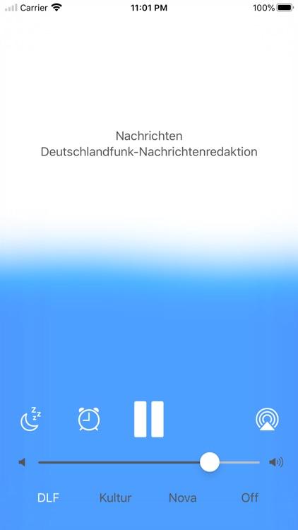 Das Deutschlandradio screenshot-0