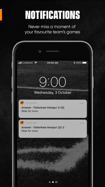 LiveScore: Live Sport Updates screenshot-7