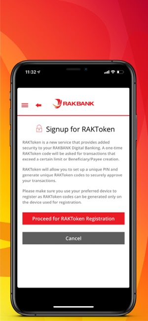 RAKBANK Digital Banking on the App Store