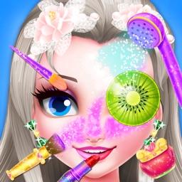 Makeup Salon Princess Dress Up