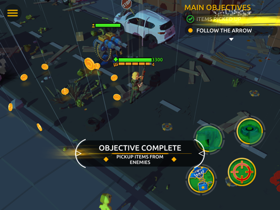 Zombie Blast Crew screenshot 12