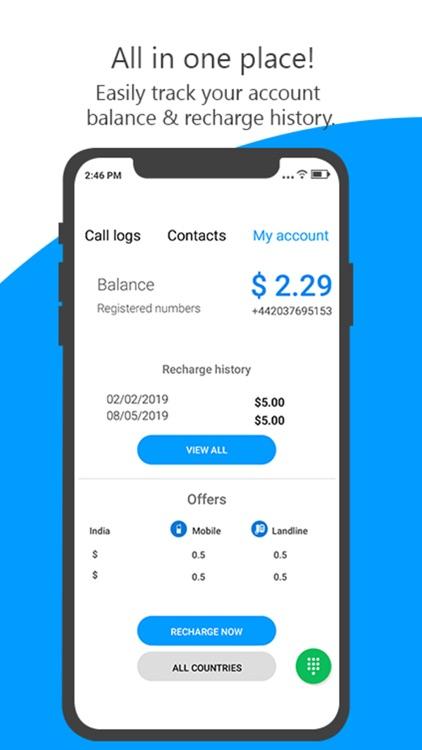 mene talk - VoIP Calling App screenshot-4