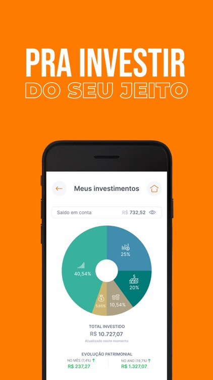 Banco Inter: simples e online! screenshot-2
