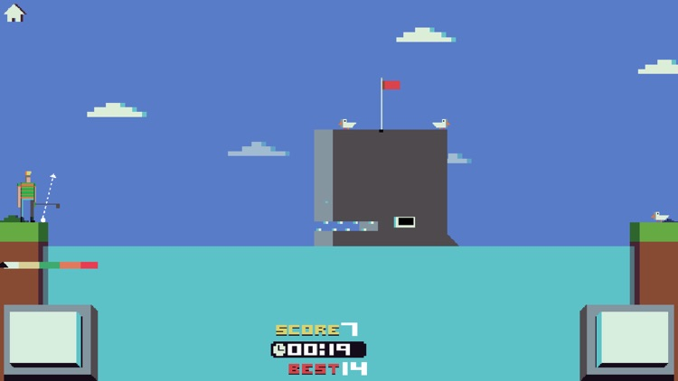 Battle Golf screenshot-4