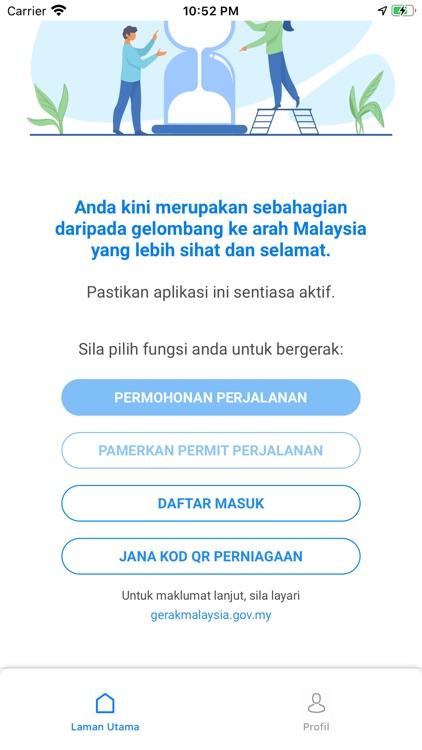 GERAK MALAYSIA screenshot-3