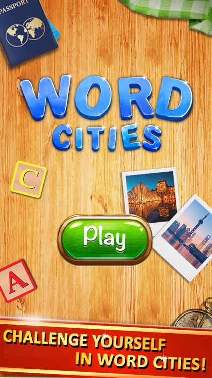 Word Cities, Words Games