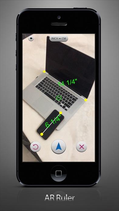 Ruler Pro - Measure Toolsのおすすめ画像2