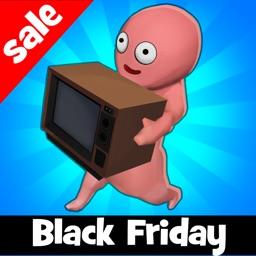 Black Friday: Crazy Shopping