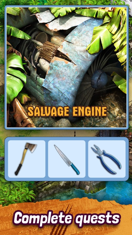 Survivors: the Quest screenshot-4