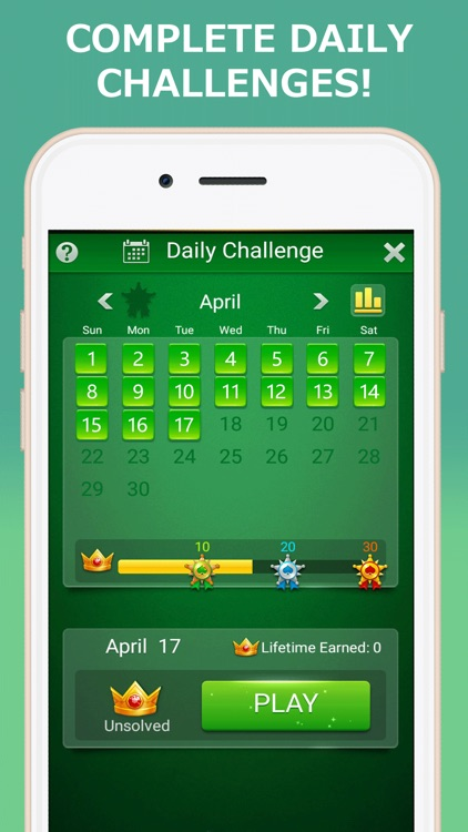 Solitaire Ⓞ screenshot-4