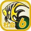 ビノバ 社会 -小学6年生- - iPhoneアプリ