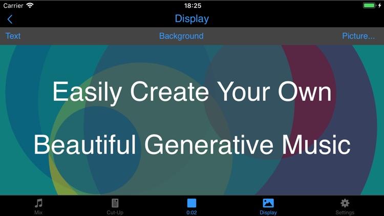 Wotja Pro 19: Generative Music screenshot-4