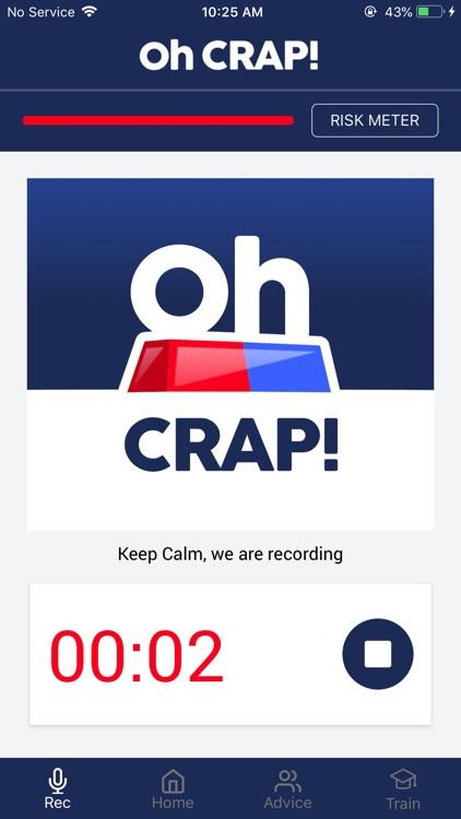 Oh Crap App
