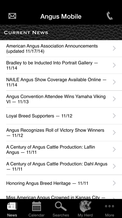 Angus MobileScreenshot of 5