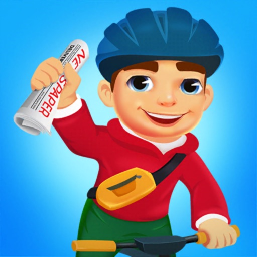 Delivery Boy 3D