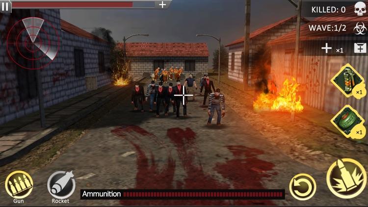 Road Killer 3D screenshot-3