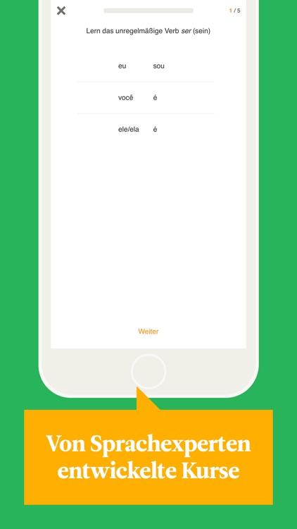 Babbel – Portugiesisch lernen screenshot-3